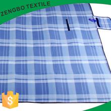 custom logo fleece waterproof picnic blanket with oxford/ppc/pe/aluminium foil for camping/park/grass/beach