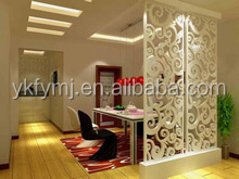 closed-cell white laminated pvc sheet