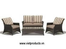 Outdoor Rattan Sofa Set No. 05115