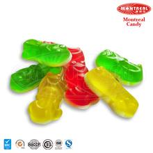 Forma de calamar dulces de fruta dulce