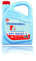 High Density Manufacturer API Auto Lubricants