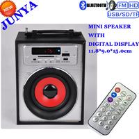 knee price portable usb sd card mini speaker fm radio,mini beats audio bluetooth speaker