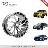 Factory direct provide Silver car wheel tire parts for sale