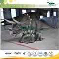 jurásico dinosaurio simulación parque JingShang Exportador para los compradores Zoo Animal Modelo