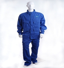 high performance safety acid resistant protective clothing
