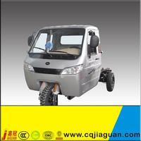Heavy Duty Left-driver Cabin Tricycle/Motor Trike