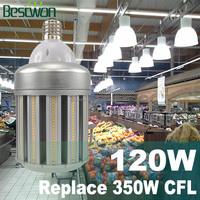 Outdoor Lighting E39 E40 100W 120W 150W LED Corn Bulb Replace MHL HPS CFL High bay light