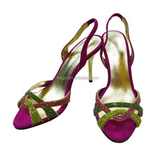 New Dressing Lady Shoe for High Heel in Party with Guangzhou Agent