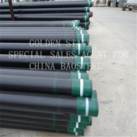 """Anti rust paint for API SPEC 5CT 5CT 7"""" LC/ STC Baosteel tubing and casing coupling"""