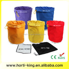 20 Gallon 5 Bags Ice Hash Bag for Herbal Extraction