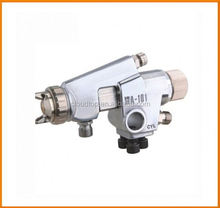 Automatic Spray Gun feed type nozzle size 1.2mm-2.5mm HVLP spray semi-automatic chrome painting image for paint