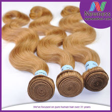 5a cheap unproessed body wave no tangle & shedding intact charming hair extension