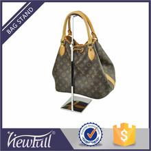 Hot sale durable department and supermarket metal display holder for bag with ecellent design