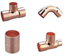 copper fittings ( copper solder joint fittings )