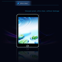 OTAO brand quality tempered glass screen protector for Ipad air for ipad 2 3 4 for ipad mini