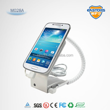 Cellphone security display stand shop anti-theft display security alarm