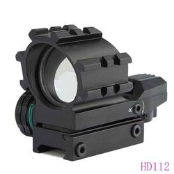2015 Popular Red & Green Laser Sight red dot sight for pistol hand gun rifle