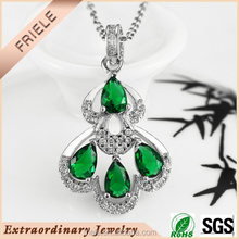 925 sterling silver jewelry necklace pendant for engagement party and date