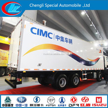 China Make Food truck 6X4 Refrigerator truck New Model Refrigerated truck