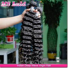 new offers soft hair cheapest price custom tag indian remy hair straight and wet it and it curly