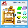 QTJ4-40 Automatic Concrete Cement Sand Brick Making Machine,Automatic Concrete Cement Hollow Block Machine Supplier