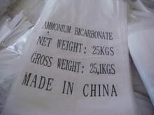 Chemical Industry Ammonium Bicarbonate ABC Granular