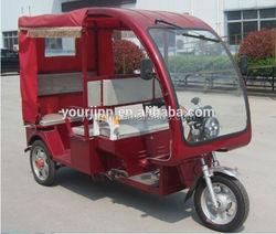 China electric tuk tuk for sale