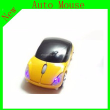 Free shipping black car style mouse wireless,computer mouse DL*DA1001#M18