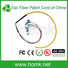 LC Cable Ribbon Bundle Patch Cord SX SM DX MM Optical Fiber Patch Cord Fiber Optic Patch Cord