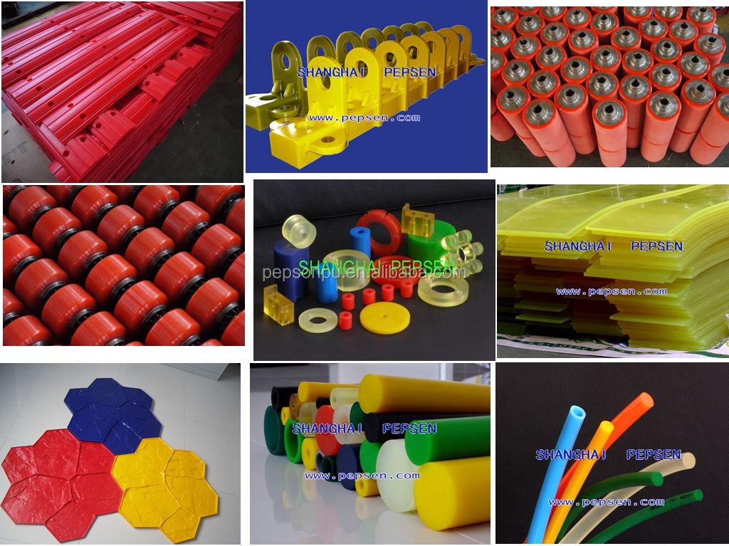 Castable Polyurethane Tube For Seal Ring Machining