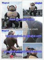 Inflatable Bull Cartoon Model for advertising