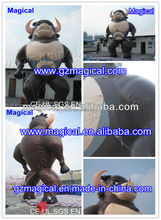 Inflatable Bull Cartoon Model for advertising