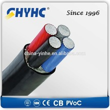 600/1000 PVC Insulated and Sheathed Low Voltage ac power cord cable for ps3