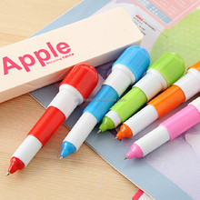 cute capsule/pill shaped ball pen for promotion gift XSGP-2303