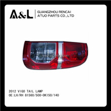 tail lamp for toyota vigo 2012