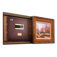 las marcas meidun pared oculta caja de seguridad