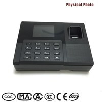 Advanced RFID Card TCP IP+RS485+USB Flash Drive Up Download biometric fingerprint electronic equipment
