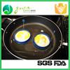 Eco-friendly hot sale food grade custom round shape silicone egg mold