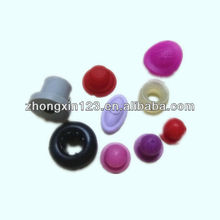 Silicone rubber button & cover accessories