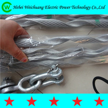 Preformed Line Products Dead-End Guy Grip For ADSS Cable Fitting