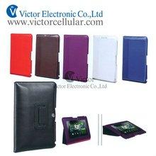 2011 newest pu leather case VI-V-020 for ipad2