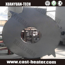 cast in heater hot plate for heating element