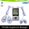 highly aesthetic and texture rechargeable mini TENS body massager