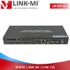 LINK-MI LM-S41-50 HDMI 4x1 Quad Multi-Viewer With Seamless Switcher Extender