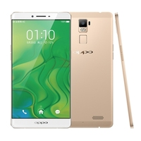 Original OPPO R7 Plus 6.0 inch ColorOS 2.1 Smart Phone, Qualcomm Snapdragon MSM8939 Octa Core 1.5GHz, ROM: 32GB, RAM: 3GB, Suppo