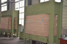 oil prepress equipment plywood prepress manual cold press hot press machine