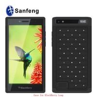3D sublimation phone case for Blackberry Z20 case/3D customize phone cover for Blackberry Leap
