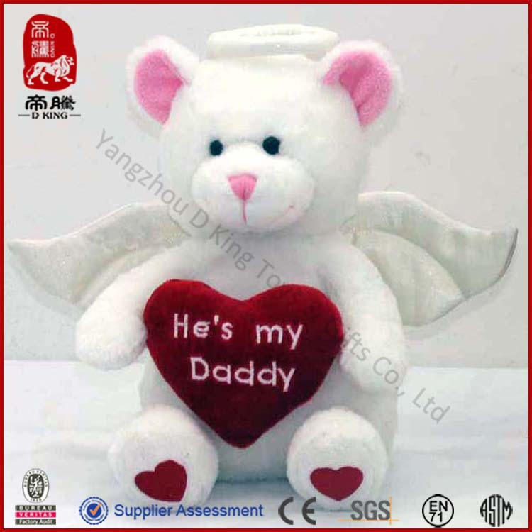 White Teddy Bears With Hearts And Roses Teddy Bear With Heart For