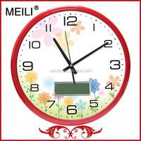 Lcd Wall Calendar Clock
