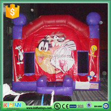 looney tunes inflatable bouncer jumping castle
